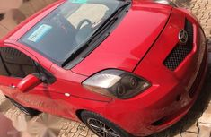 Toyota Yaris 1.3 2005 Red for sale