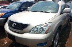 Lexus RX 330 2006 Silverfor sale