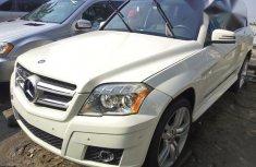 Mercedes-Benz GLK-Class GLK350 2012 Whitefor sale