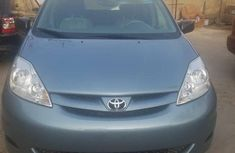 Toyota Sienna 2008 LE Gray for sale