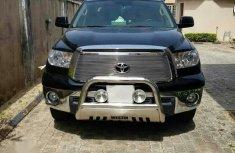 Toyota Tundra 2013 Black
