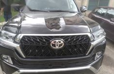 Toyota Land Cruiser 2009 Black color for sale