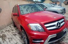 Mercedes-Benz GLK-Class 2014 350 4MATIC Red for sale