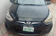 Hyundai Accent 2012 GS Automatic Black for sale