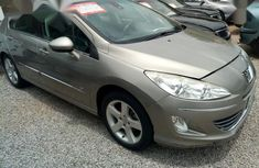 Peugeot 408 2011 Gray  for sale
