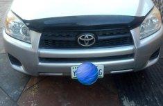 Toyota RAV4 2010 2.5 4x4 Silver for sale