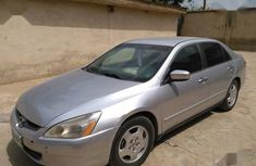 Honda Accord 2004 2.4 Type S Automatic Silver for sale