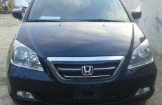 Tokunbo Honda Odyssey 2006 Touring Black color for sale