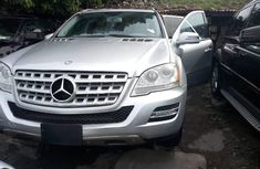 2011 Mercedes-Benz ML350 Petrol Automatic for sale
