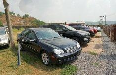 Mercedes-Benz C280 2007 Black for sale