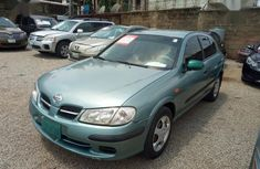 Nissan Almera 2002 Green for sale