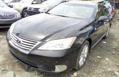 Lexus ES 350 2011 Blackfor sale