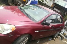 Hyundai Accent 1.3 GLS 2005 Red for sale