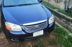Kia Cerato 2.0 EX 2008 Blue for sale