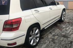 Mercedes-Benz GLK-Class 2012 350 4MATIC White for sale