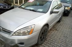 Honda Accord 2003 2.2 D Silver for sale