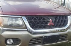 Mitsubishi Montero Sport 2000 Red for sale