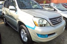 Lexus Gx470 2008 Silver automatic for sale