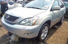 Lexus Rx330 2006 Silverfor sale