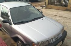 Toyota Tercel 1999 Silver for sale