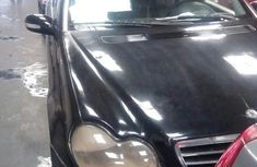 Mercedes-Benz C280 2006 Black for sale