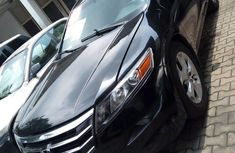 Honda Accord CrossTour 2010 Black for sale
