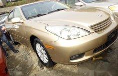 Lexux Es330 2005 Goldfor sale