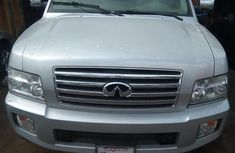 Infiniti QX 2004 Silver for sale