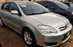 Toyota Corolla 2006 LE Silver for sale