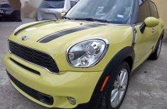 Mini Cooper 2013 S Yellowfor sale