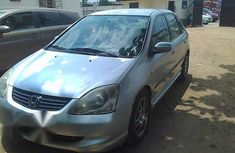 Honda Civic 1.8 Coupe DX 2006 Silver for sale