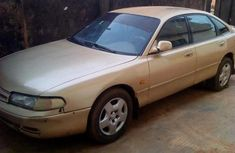Mazda 626 2000 MPS Gold for sale