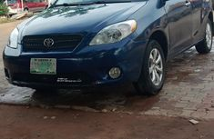 Toyota Matrix 2006 Blue for sale