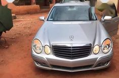 Mercedes-Benz E350 2007 Silver for sale