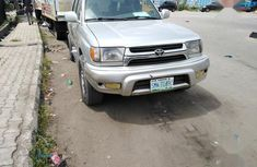Leather seat Toyota 4-Runner 2002 Silver color for sale