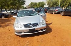New Mercedes-Benz C230 2007 Gold for sale