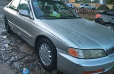 Honda Accord 1997 Aerodeck Silver for sale