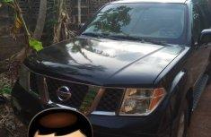 Nissan Pathfinder 2007 SE Black for sale