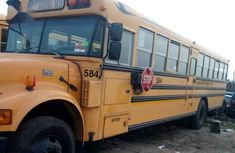 Bus 2002 Yellow for sale