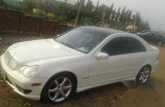 Mercedes-Benz C230 2007 White for sale