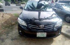 Toyota Corolla 2013 Black for sale