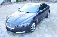 New Jaguar XF 2013 3 Black for sale