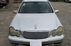 Mercedes-Benz C320 2002 Gray for sale
