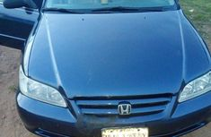 Honda Accord 2002 Coupe Blue for sale