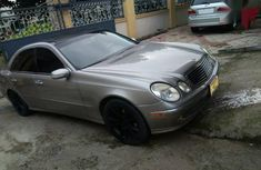 Mercedes-Benz E350 2004 Silver for sale