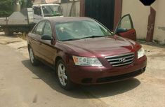 Hyundai Sonata 2009 Red for sale