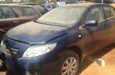 Toyota Corolla 2008 1.6 VVT-i Blue for sale
