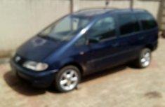 Volkswagen Sharan 2003 Blue for sale