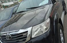 Toyota Hilux 2014 Black for sale