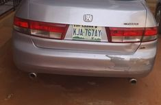 Clean registered 04 Honda Accord EOD @750k